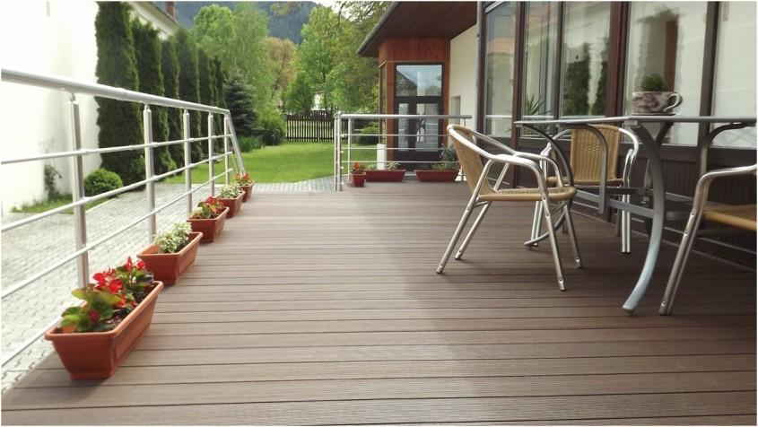 Promoţie Bencomp Doar astăzi mai poţi beneficia de oferta pentru profile WPC (lemn compozit) pentru terasa