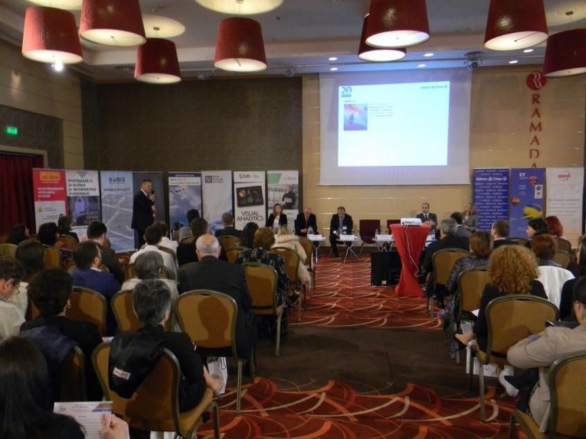 """Seria de evenimente dedicate antreprenoriatului """"IMM ReStart - Descopera-ti potentialul"""" continua pe 12 mai la Sibiu"""