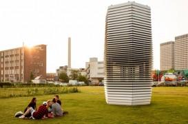 Primul aspirator de ceață și fum din lume se îndreaptă spre Polonia