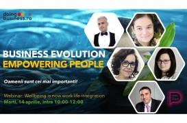 Webinar - Work Life Balance se transformă în Work Life Integration