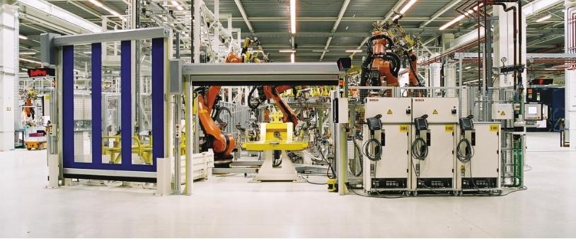 Uşile de protecţie pentru echipamente: protejează oamenii şi sporesc productivitatea