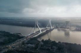 Un pod colosal va fi construit peste Dunăre la Budapesta