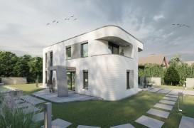 Prima clădire rezidenţială din Germania construită cu imprimanta 3D