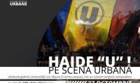 """Cluj """"U"""" revine pe Scena Urbană Galeria Universității în concert alături de o orchestră simfonică Arta"""