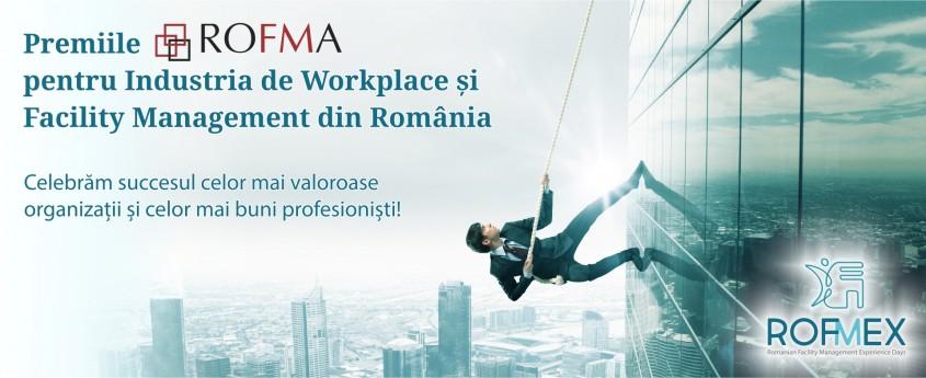 Premiile ROFMA pentru Industria de Workplace și Facility Management din România