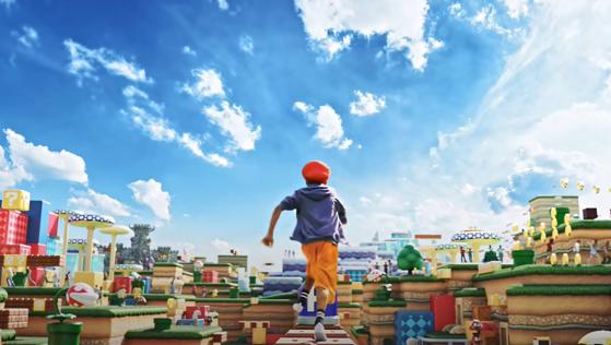 Un parc de distracţii unic: Super Nintendo World se deschide în curând! (Video)