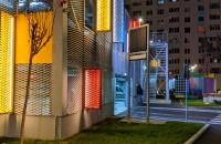 Cum arată cea mai nouă parcare de tip park and ride din București