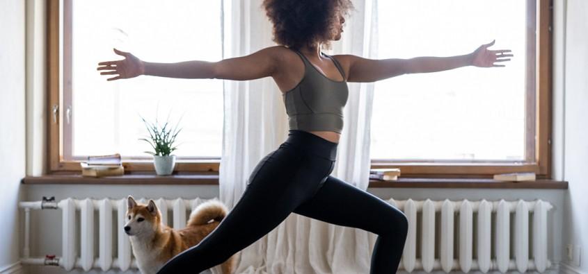 O sală de fitness la tine acasă