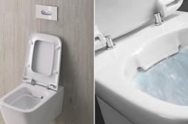 Vasele WC Rimfree, de la Kolo. Noul standard în baia modernă