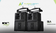 Designul sistemelor audio KV2 Audio Sistemul line array nu reduce efectul surselor multipunct care interferează unele