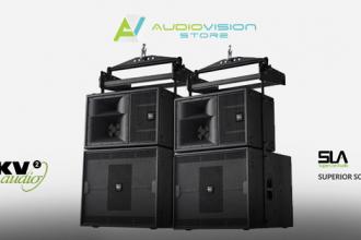 Designul sistemelor audio KV2 Audio