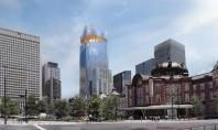 Cum va arăta cea mai înaltă clădire din Japonia Construit in Tokyo de dezvoltatorul imobiliar Mitsubishi