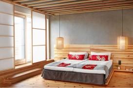Un hotel in Suedia cu design ce aminteste de Japonia
