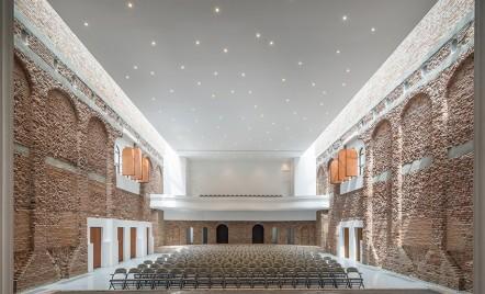 Palatul Cultural Blaj a obtinut cea mai inalta distinctie din Europa in domeniul patrimoniului