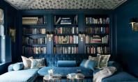 Locuințe care-ți demonstrează că mereu e loc pentru mai multe cărți Iti prezentam sapte biblioteci diferite