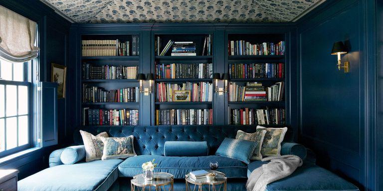 Locuințe care-ți demonstrează că mereu e loc pentru mai multe cărți