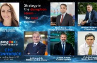 """CEO Conference – Shaping the Future 3 martie Companiile şi liderii lor """"au zero"""" timp de"""