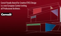 Arhitecti Ceresit va provoaca la inovatie si creativitate! CERESIT FAÇADE AWARD 2014 Stim cat de valoroase