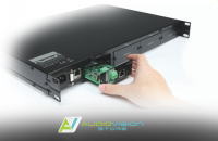10 motive pentru a alege sistemul audio modular XMP44 de la Audac