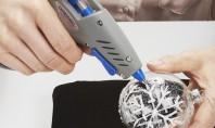 Creativitate si eficienta cu Dremel 930 Pasionatii de DIY vor fi bucurosi sa afle ca pistolul