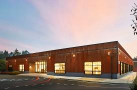 O veche structura din San Francisco devine un birou eco