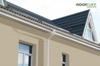Sistemul de acoperiș RoofArt, un produs românesc realizat la standarde scandinave