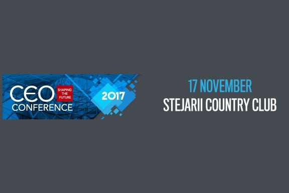 CEO Conference - Shaping the future Evenimentul anual de referință pentru elitele mediului de afaceri românesc