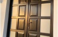 Întreţinere tâmplărie exterioară din lemn stratificat şi recondiţionare – exemplu practic