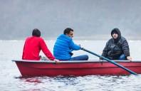 Barci din fibra pentru pescuit si agrement