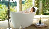 Cazi de baie de lux pentru un rasfat total WS Consult aduce in Romania adevaratul spirit