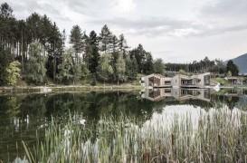 Hotel de lux pe malul unui lac promite o reîntoarcere în natură