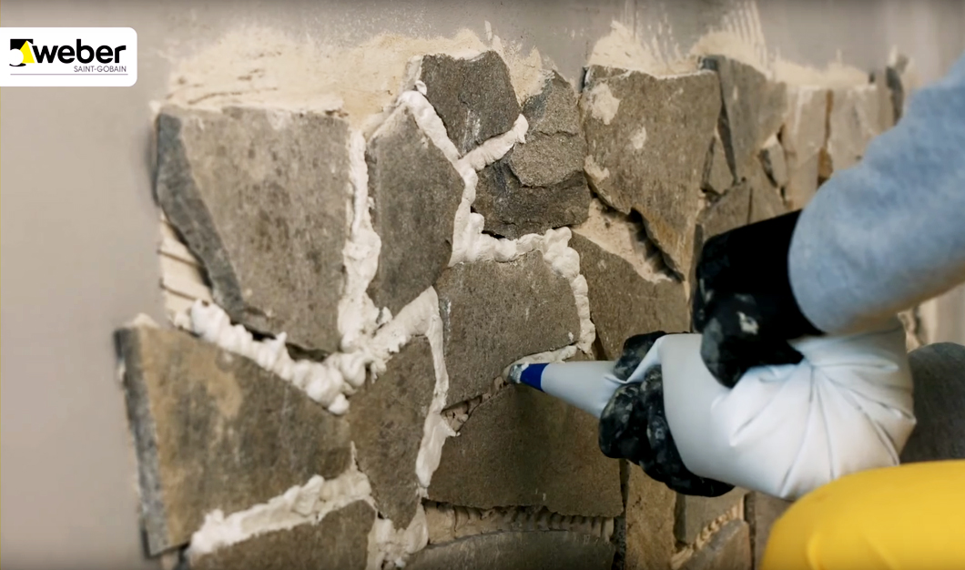 Cum să rostuieşti piatra naturală?