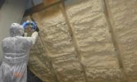 Cum se izolează corect mansarda cu spumă poliuretanică Spumele pentru izolare termică prin pulverizare se împart