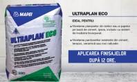 Ultraplan Eco - sapa autonivelanta cu intarire si uscare rapida Atunci cand vreti sa nivelati sau