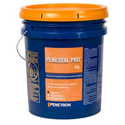 Tratament de impermeabilizare pentru suprafeţe expuse termic - Peneseal Pro