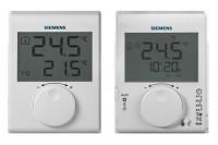 Noile termostate RDH și RDJ de la Siemens