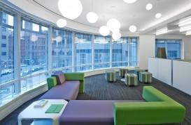 Peste 70% dintre companii investesc in spatii de relaxare pentru angajati