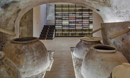 Arhitectura ajuta la promovarea traditiei unei zone viticole