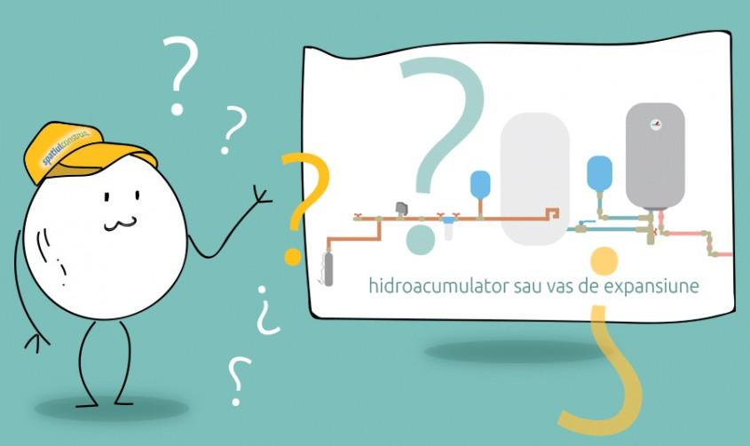 Care este deosebirea dintre hidroacumulatoare și vase de expansiune? Funcționare, reglare, depistarea neregulilor