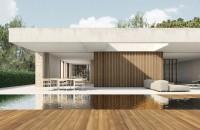 O casa aerisita si spatioasa, in armonie cu natura inconjuratoare