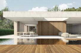 O casă aerisita și spațioasă, în armonie cu natura înconjurătoare