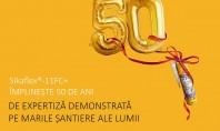 Sikaflex-11 FC împlinește 50 de ani de expertiză demonstrată pe marile șantiere ale lumii 50 de