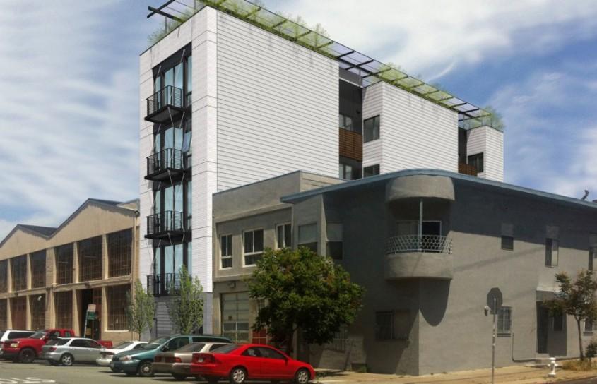 Complex de apartamente care isi produce propria energie