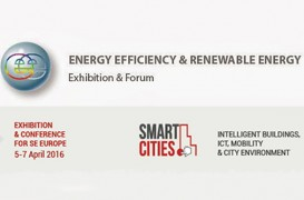 Solutii inteligente pentru energia sustenabila si mediile urbane in cadrul evenimentelor EE & RE si Smart