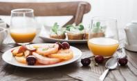 Un mic dejun cu o lumină de care nu te mai saturi Prinsi intre presiunea serviciului
