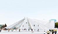 Un monument al comunismului din Albania va fi transformat într-un centru modern pentru tineri Situata in