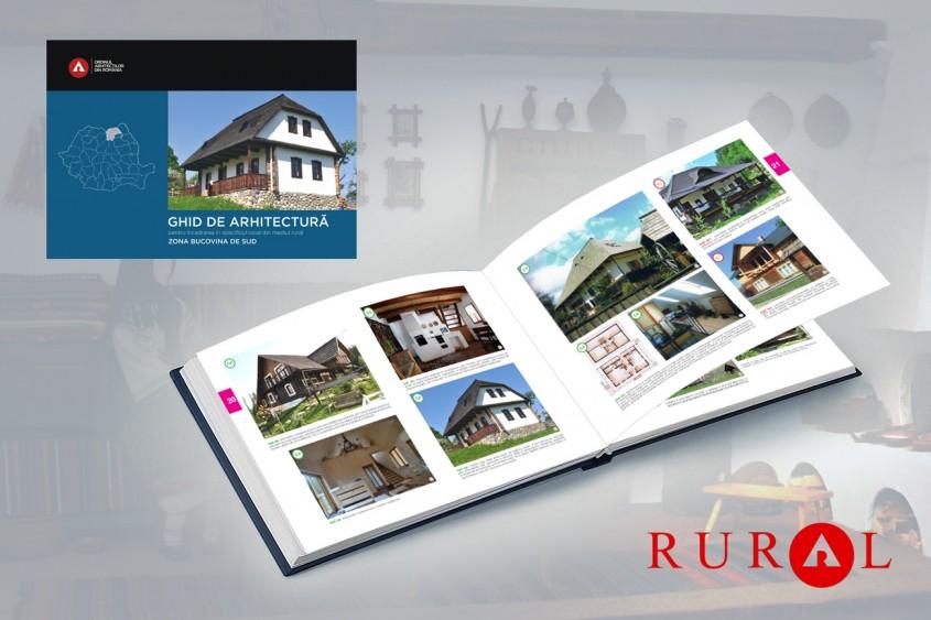 Bucovina de Sud. Ghid de arhitectură pentru încadrarea în specificul local din mediul rural