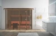 Noua gama de saune Vision - design 100% Scandinav