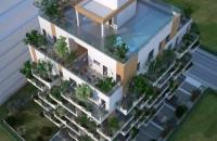Impermeabilizarea complexului rezidențial Waldturm