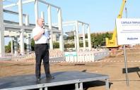 Creștere cu 130% a capacității de producție în noua fabrică Policolor care va fi gata în